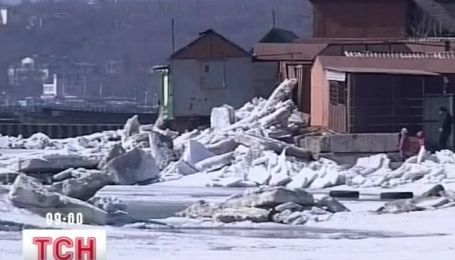 Стихийное бедствие в Мариуполе