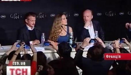 Шон Пенн устроил благотворительный вечер на Каннском кинофестивале