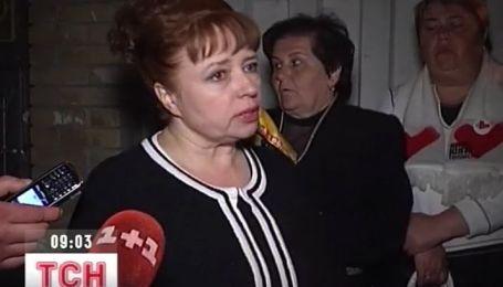 Тимошенко отказалась от судмедэкспертизы