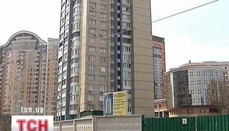 Квартирный вопрос портит жизнь и здоровье жителям центра города Киева