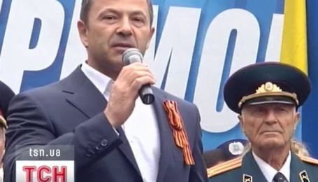 Украинские политические силы праздновали порознь - в разное время и в разных местах