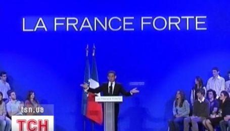 Во Франции - день тишины