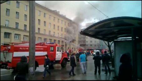 У китайському ресторані в Петербурзі вибухнув газовий балон