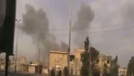 Під час обстрілу сирійського міста Хомс загинули двоє західних журналістів
