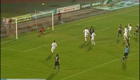Заря - Металлург Д - 0:1. Обзор матча