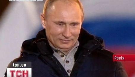 Эхо президентских выборов в России