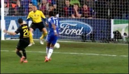 Челси - Барселона - 1:0. Видеоанализ