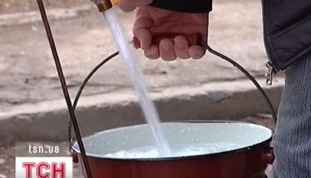 В Евпатории прекратили водоснабжение