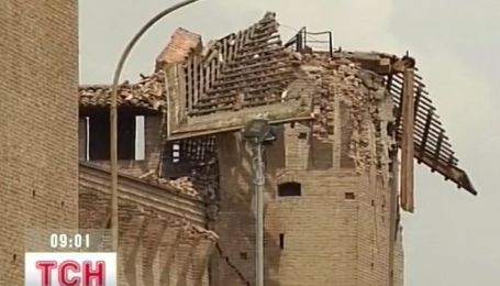 Италия до сих пор в плену стихии