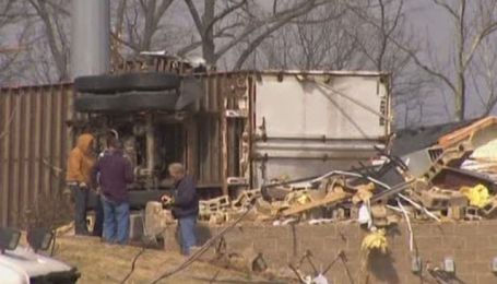 Штати Алабама, Індіана, Кентуккі та Огайо потрапили під удар смерчів
