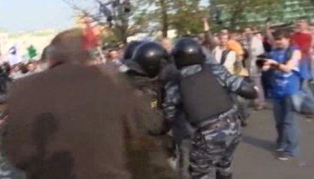 В Москве задержали 436 оппозиционеров