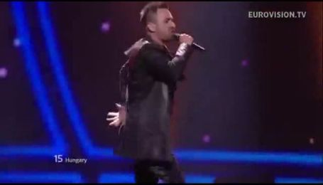 """Переможці першого півфіналу """"Євробачення-2012"""""""