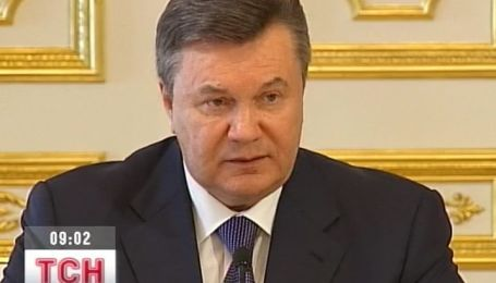 Янукович доволен действиями МВД после взрывов в Днепропетровске