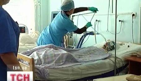 Два энцефалографа сегодня привезли в николаевскую больницу скорой помощи