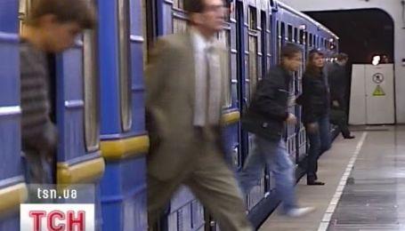 В метро из-за перекрытыя дороги наплыва пассажиров не ждут