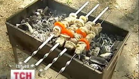 Праздничные шашлыки