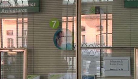В Лиссабоне не работает метро, общественный транспорт