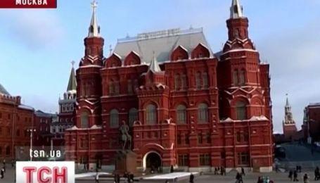 Москва приходит в себя после президентских выборов