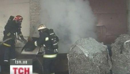 Во Львове на фабрике произошел взрыв, пять рабочих пострадали
