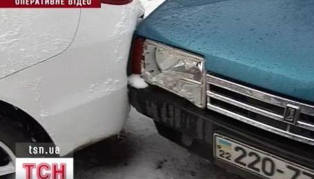 Последний день зимы отметился рекордной аварией