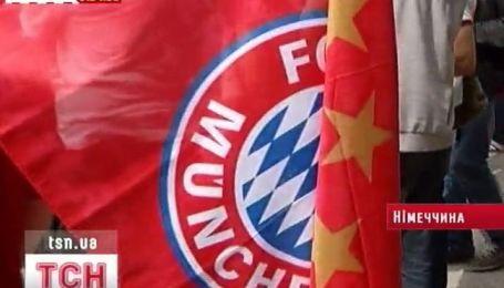 День большого футбола в Европе