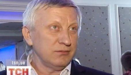 Владимир Горянский привыкает к холостяцкой жизни