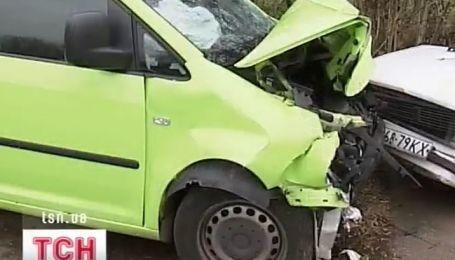 На Киевщине на Пасху произошло ужасное ДТП