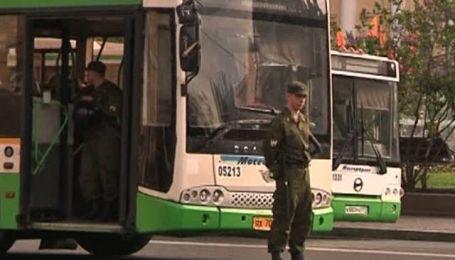 Инаугурацию Путина усиленно охраняют спецназовцы