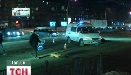 Страшное и бессмысленное ДТП в Киеве