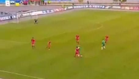 Волынь - Ворскла - 0:0. Обзор матча
