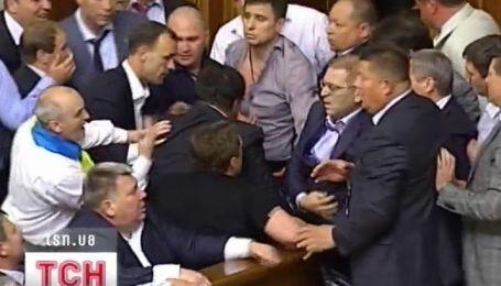 Депутати розглядають закон про мову