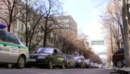 У Дніпропетровську з'явилися VIP-смуги для чиновників