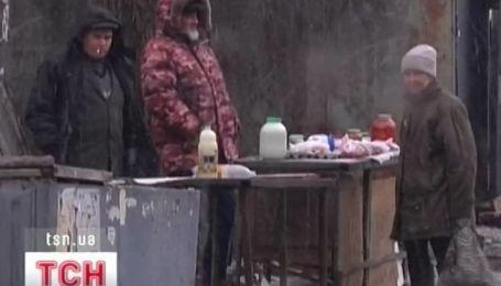 В Днепропетровске неизвестный стрелял по людям, стоявшим за молоком