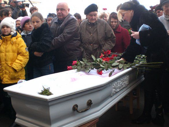Похорон Оксани Макар у Миколаєві_18