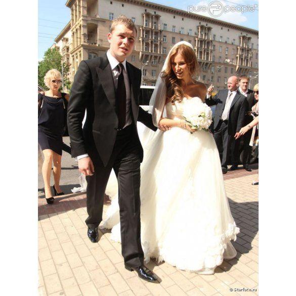 Весілля Сергія Бондарчука і Татіани Маміашвілі_5