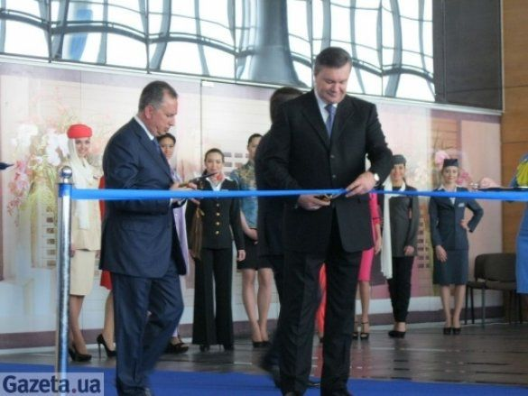 Віктор Янукович у Донецьку_1