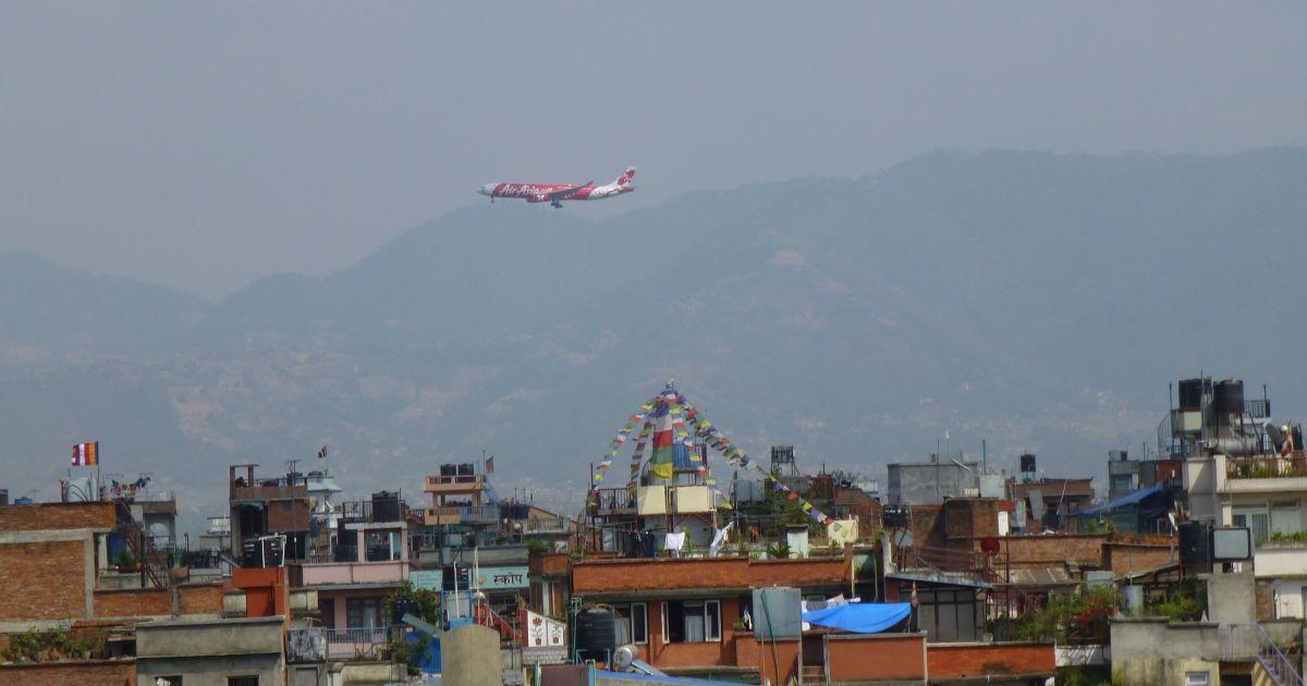Аэропорт в Катманду один из 10 самых опасных в мире