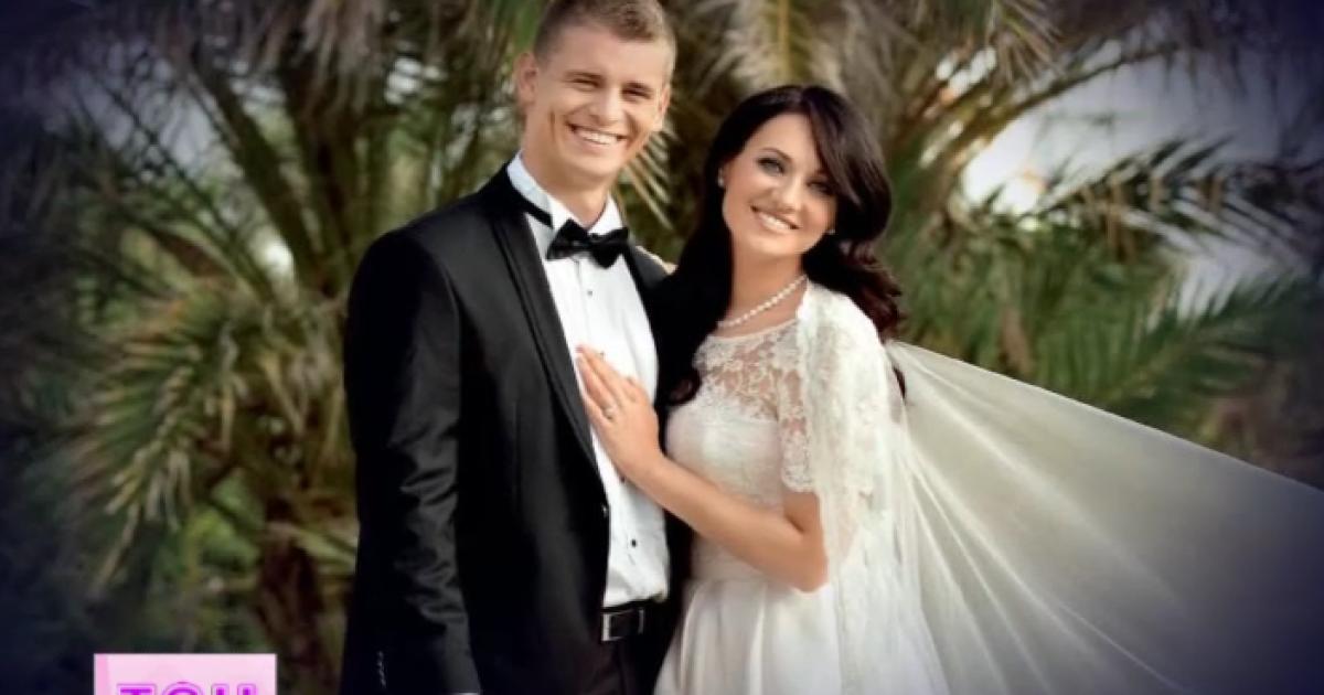 Вітвіцька поділилася світлинами костюмів наречених @ ТСН.ua