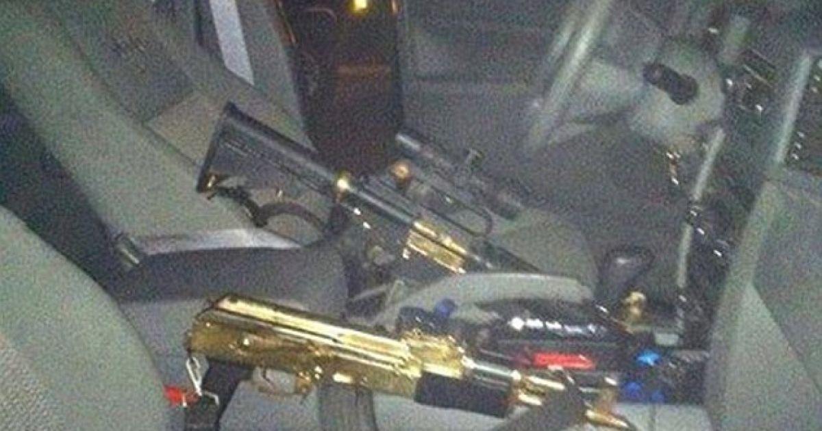 Мексиканский гангстер ведет активную жизнь в соцсетях @ Коцюбинське.com.ua