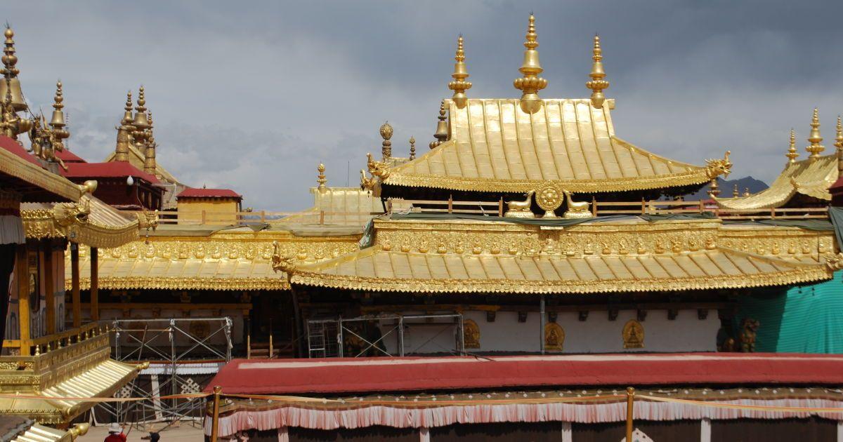 Храм в Джоканге
