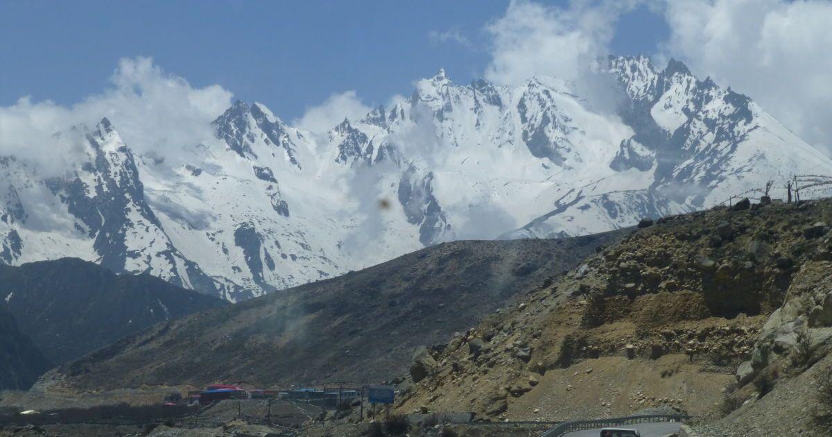 Дорога в Непал