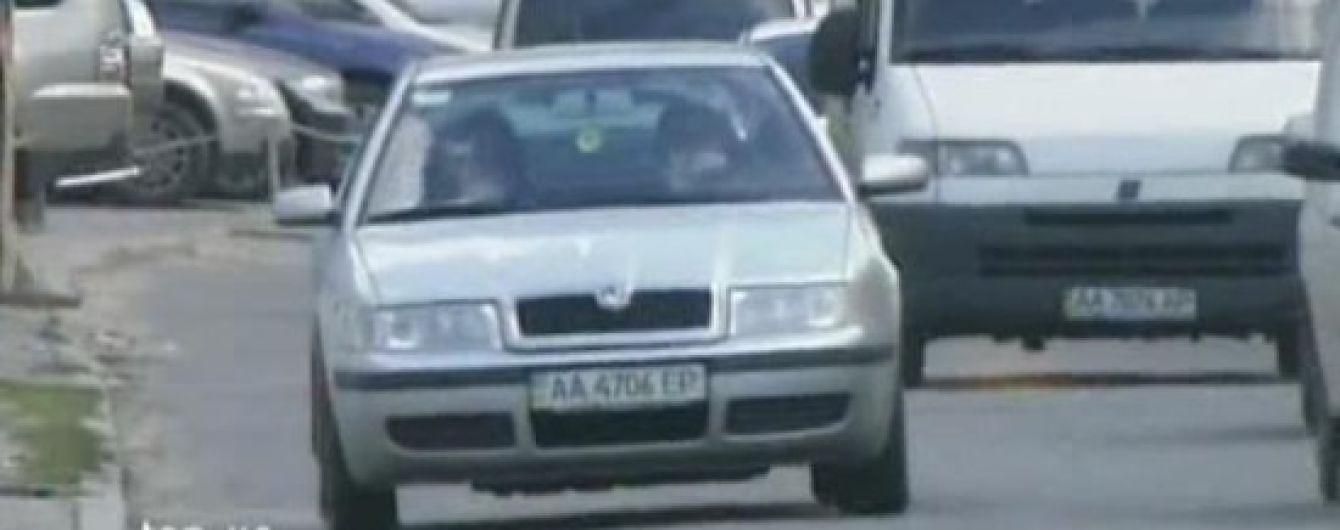 Рада ввела видеофиксацию и штрафные баллы для нарушителей ПДД