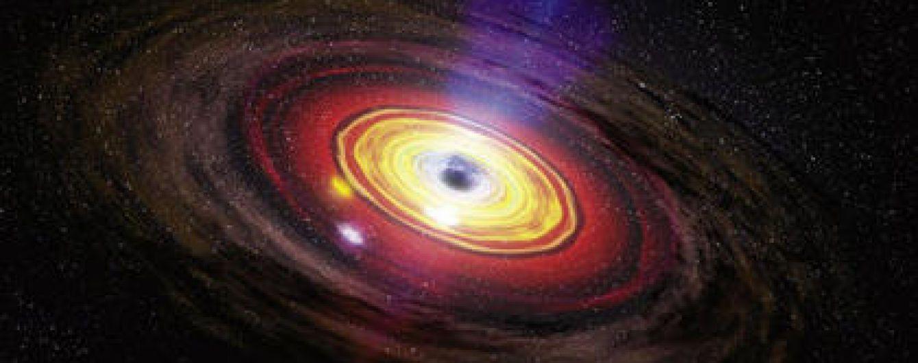 Вчені зафіксували у нашій галактиці пробудження чорної діри-монстра
