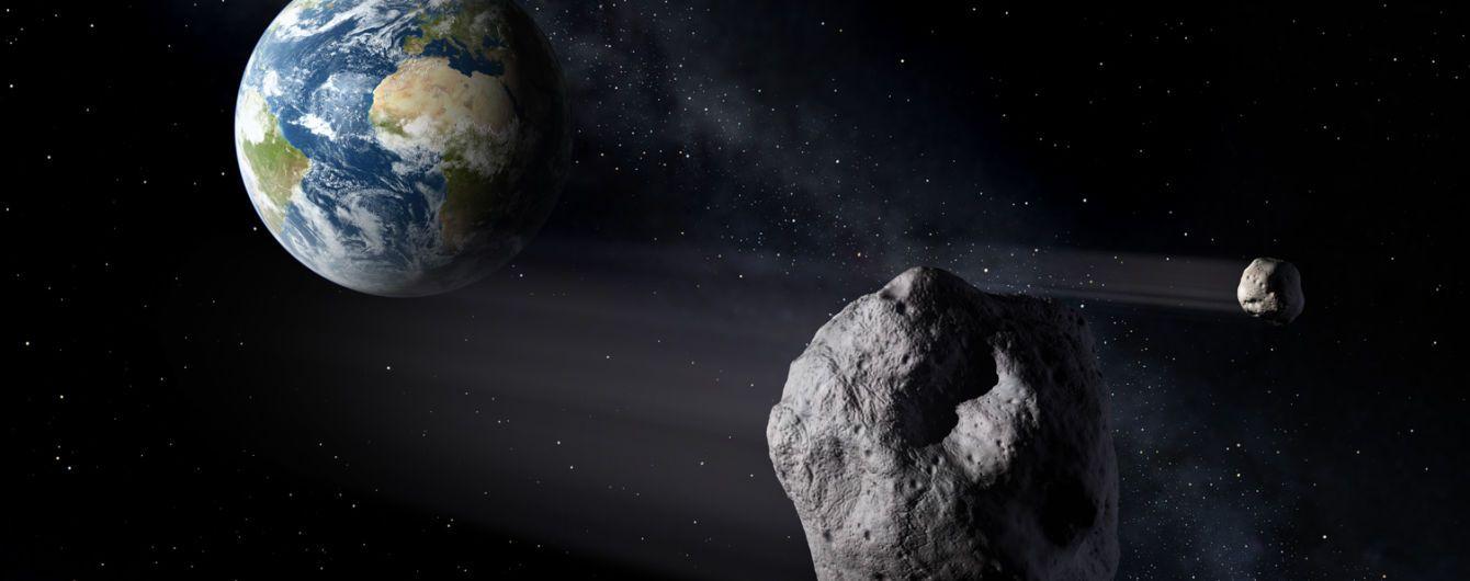 К Земле приближается огромный астероид размером с Эмпайр-Стейт-Билдинг
