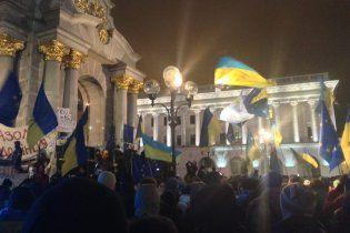 Опозиція на Євромайдані заговорила про імпічмент і вибори