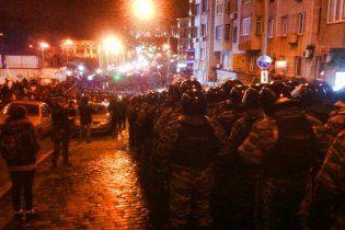 """""""Беркут"""" штурмує Євромайдан зі сльозогінним газом: серед мітингувальників почалася паніка"""