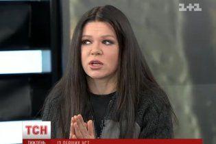 """Руслана поклялась сжечь себя на Евромайдане, """"если не произойдут изменения"""""""