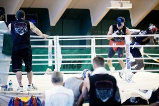 Володимир Кличко зламав ніс британському спаринг-партнеру