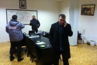 """""""Беркут"""" задержал несколько десятков активистов Евромайдана"""