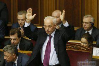 Азаров поддержал еврозакон о правах геев